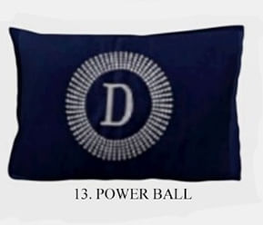 13. POWER BALL