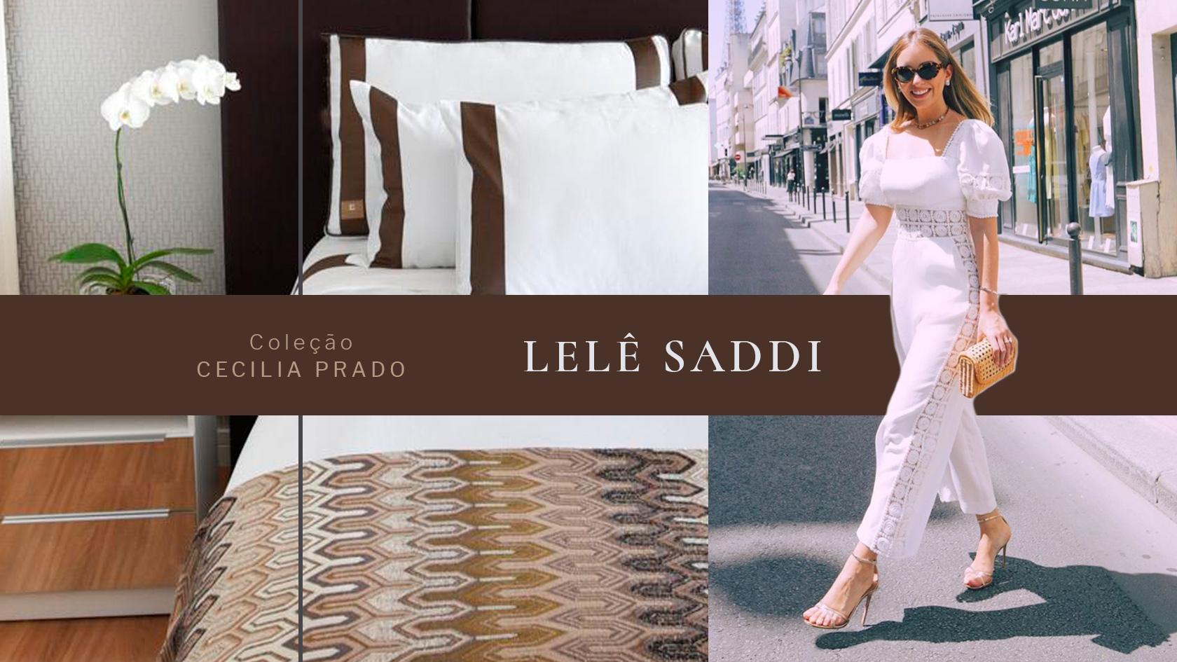 Banner - Lelê Saddi