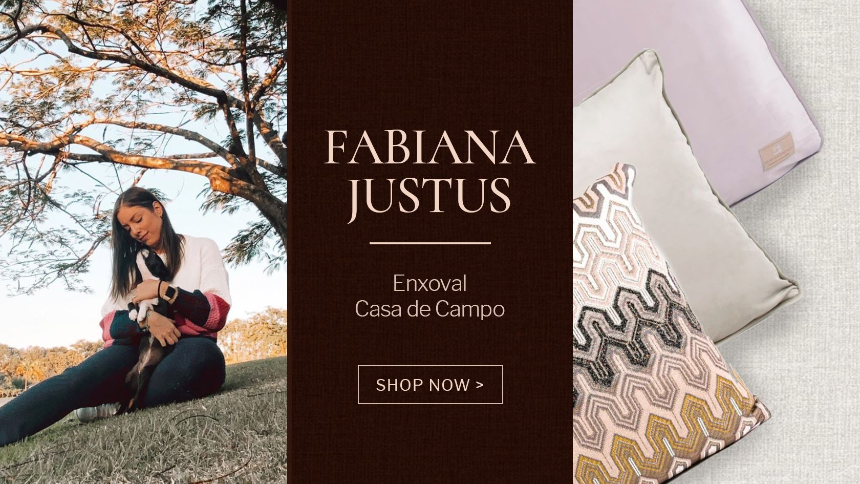 Banner Fabiana Justus