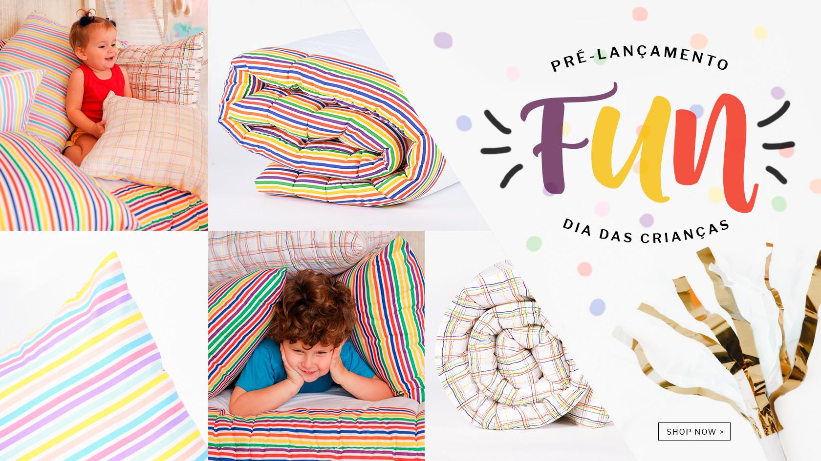 Banner - Coleção FUN