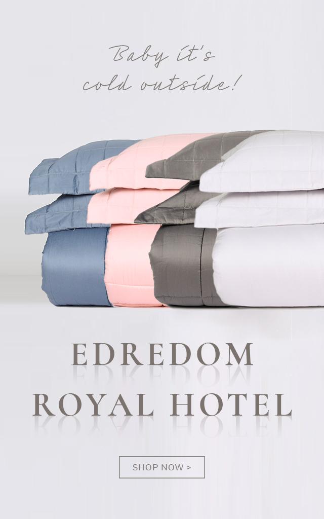 Banner - Edredons