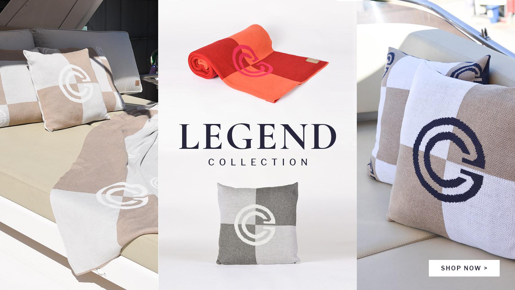 Banner - Coleção Legend